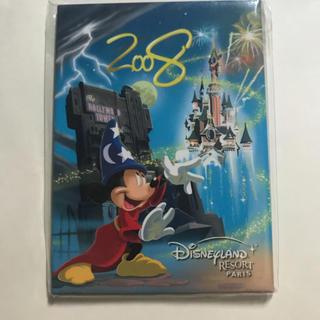 ディズニー(Disney)のフランス ディズニーランド リゾート パリ 新品 マグネット(その他)