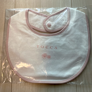 トッカ(TOCCA)のTOCCA トッカ スタイ 新品未使用未開封(ベビースタイ/よだれかけ)