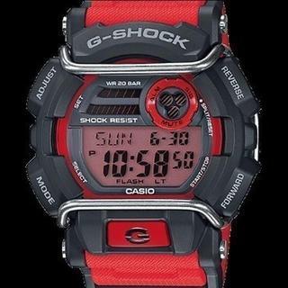 ジーショック(G-SHOCK)の保証期限切れ値下げ【新品】CASIO G-SHOCK GD-400-4JF(腕時計(デジタル))