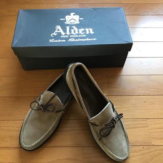 オールデン(Alden)のオールデン スエード ドライビングシューズ(ドレス/ビジネス)