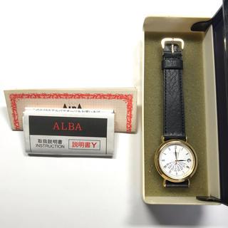 SEIKO ALBA 腕時計