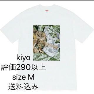 シュプリーム(Supreme)の送料込みsupreme シュプリーム BLING TEE ブリング tシャツ(Tシャツ/カットソー(半袖/袖なし))