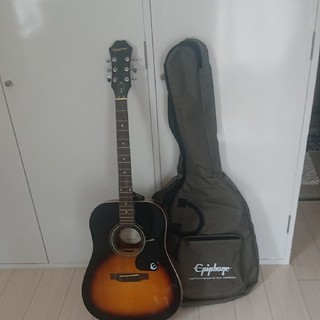 エピフォン(Epiphone)のはやお様専用 アコースティックギター Epiphoneギターセット(アコースティックギター)