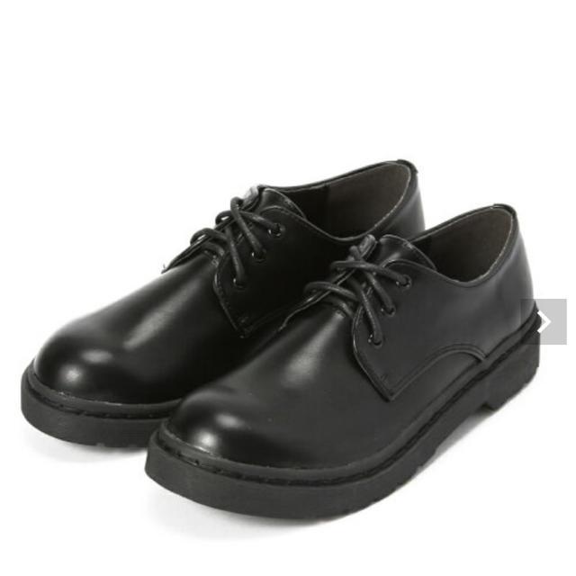 WEGO(ウィゴー)のBrowny standard 3ホールシューズ L レディースの靴/シューズ(ローファー/革靴)の商品写真