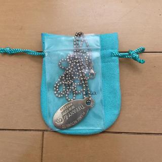 ティファニー(Tiffany & Co.)のTIFFANY リターントゥーシリーズ ネックス(ネックレス)