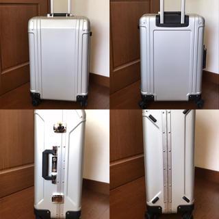 ゼロハリバートン(ZERO HALLIBURTON)のTxA様専用 ゼロハリ ZRG24-SI アルミニウム(トラベルバッグ/スーツケース)