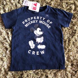ユニクロ(UNIQLO)のUNIQLO Tシャツ 100 ディズニーコラボ(Tシャツ/カットソー)