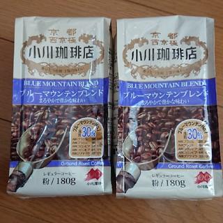オガワコーヒー(小川珈琲)のブルーマウンテンブレンド粉 小川珈琲店(コーヒー)