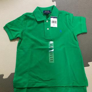 ラルフローレン(Ralph Lauren)の新品 ラルフローレン  ポロシャツ(Tシャツ/カットソー)