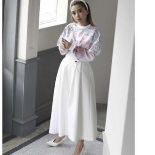 エイミーイストワール(eimy istoire)の新品♡エイミーイストワール♡スカート(ロングスカート)