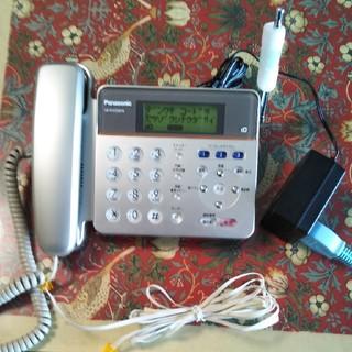 パナソニック(Panasonic)の新品同様!パナソニック 電話機 VE -CVC03-N親機のみ(その他)