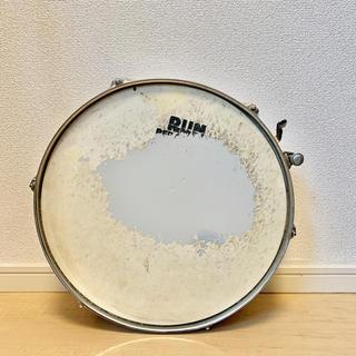 【送料込み】RUN PERCUSSION スネア ドラム 年代物 (スネア)