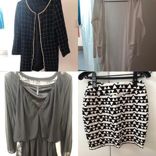デイジーストア(dazzy store)のドレス、タイトスカート、まとめ売り(ナイトドレス)