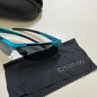 ダイワ(DAIWA)のDAIWA 偏光サングラス ターコイズブルー(サングラス/メガネ)