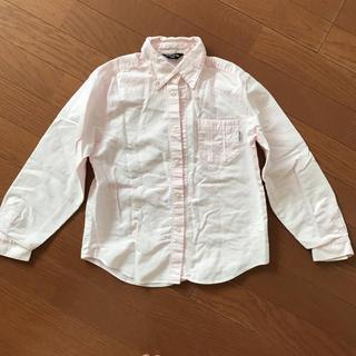 コムサイズム(COMME CA ISM)のコムサイズム♡ピンクシャツ(ブラウス)