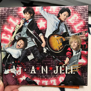 Kis-My-Ft2 - 美男ですね A★N★JELL CD DVD