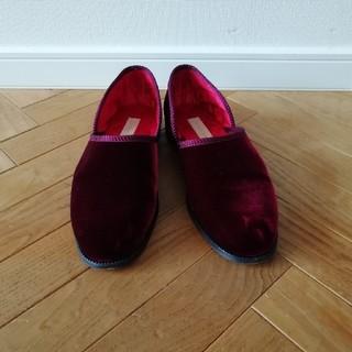 エンダースキーマ(Hender Scheme)のエンダースキーマ ベルベットシューズ(ローファー/革靴)