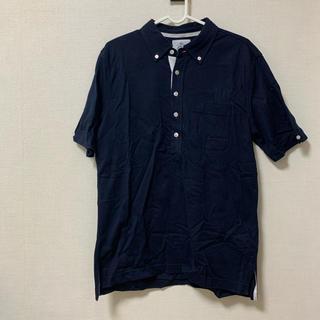 トムブラウン(THOM BROWNE)のBLACK FREECE ポロシャツ(シャツ)