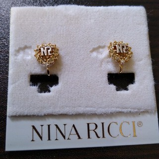 ニナリッチ(NINA RICCI)のニナリッチ イヤリング(イヤリング)