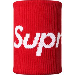 シュプリーム(Supreme)の赤1個売りSupreme  Nike NBA Wristbands リストバンド(バングル/リストバンド)