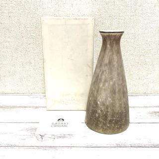東洋佐々木ガラス - 新品 佐々木クリスタル 花瓶