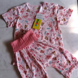 シマムラ(しまむら)のお値下げ 新品100㎝夏用 パジャマ(パジャマ)
