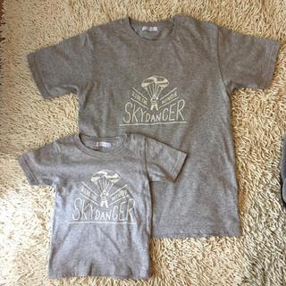 ウニコ(unico)のこどもとペア Tシャツ2枚組 unico(Tシャツ(半袖/袖なし))