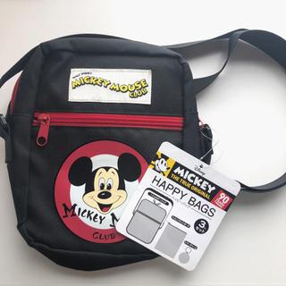 シマムラ(しまむら)のミッキーマウス HAPPY BAG(キャラクターグッズ)