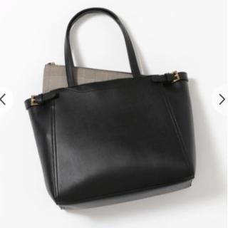 エニィスィス(anySiS)の黒のトートバッグ(トートバッグ)