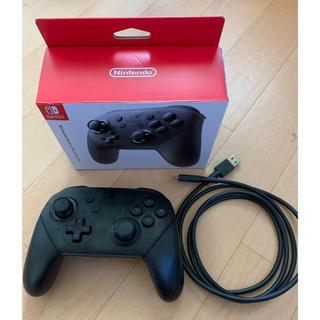 ニンテンドースイッチ(Nintendo Switch)の任天堂 スイッチ プロコン プロコントローラー(その他)