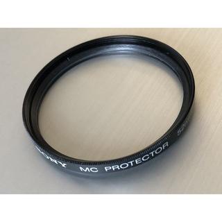 ソニー(SONY)の送料無料 SONY MC protector 52mm ソニー レンズ保護フィル(フィルター)