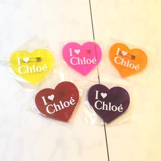 クロエ(Chloe)のchloe ジュース バッヂ(その他)
