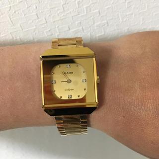 ラドー(RADO)のラドー RADO ダイヤスター ダイアスター Diastar 手巻 時計(腕時計(アナログ))