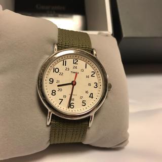 タイメックス(TIMEX)の新品未使用★タイメックスTIMEX腕時計ユニセックス(腕時計(アナログ))