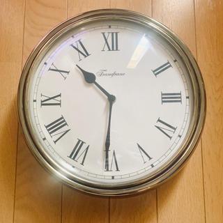 フランフラン(Francfranc)のFranc franc フランフラン  アンティーク 掛け時計(掛時計/柱時計)