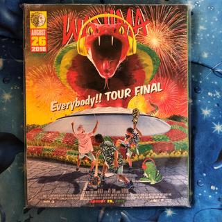 ワニマ(WANIMA)のEverybody!! TOUR FINAL Blu-ray(ミュージック)