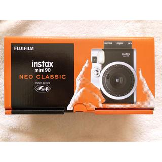 キヤノン(Canon)のinstax mini90neo classic(フィルムカメラ)