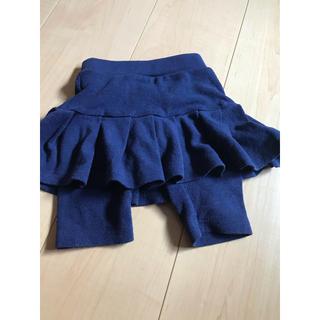 ジミー(Jimmy)のスカンツ 80cm スパッツ スカート フリル スパッツ(スカート)
