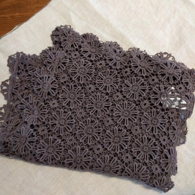 かぎ編みで編む簡単コースター!鎖編みと ...