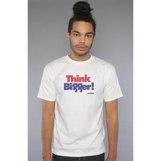 エニシング(aNYthing)の新品 aNYthing NYC Print Tee/White S(Tシャツ/カットソー(半袖/袖なし))