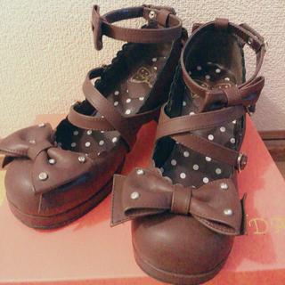 アンジェリックプリティー(Angelic Pretty)のAngelic Pretty♡靴(ハイヒール/パンプス)