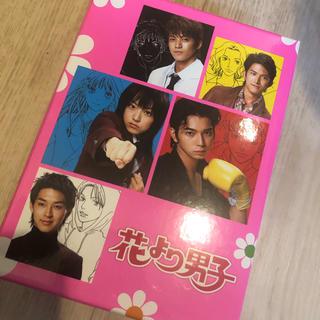 アラシ(嵐)の「花より男子 DVD-BOX〈5枚組〉」(TVドラマ)