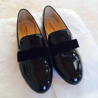 ランダ(RANDA)のRANDA❤︎エナメルシューズ(ローファー/革靴)