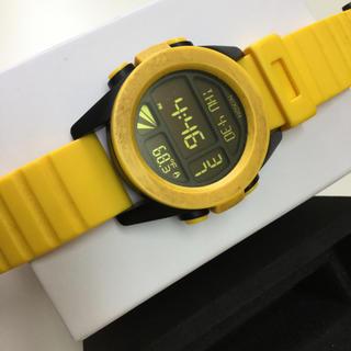 ニクソン(NIXON)のNIXON  デジタルウォッチ イエロー (腕時計(デジタル))