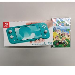 ニンテンドースイッチ(Nintendo Switch)のニンテンドースイッチ 本体 どうぶつの森(家庭用ゲーム機本体)
