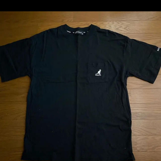 カンゴール(KANGOL)のカンゴール Tシャツ 黒(Tシャツ(半袖/袖なし))