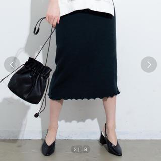 アントマリーズ(Aunt Marie's)のアントマリーズ タイトスカート スカート ニットスカート(ひざ丈スカート)