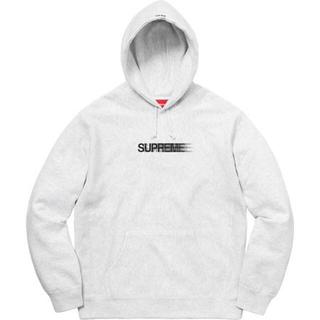 シュプリーム(Supreme)のSupreme Motion Logo Hooded Sweatshirt S(パーカー)