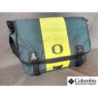 コロンビア(Columbia)のコロンビア製 オレゴン大 メッセンジャー(メッセンジャーバッグ)