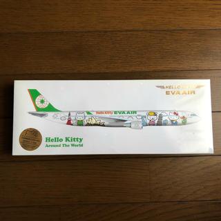 ハローキティ(ハローキティ)のエバー航空 エアバス模型(模型/プラモデル)